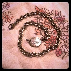 Vintage Tiffany choker - make an offer!
